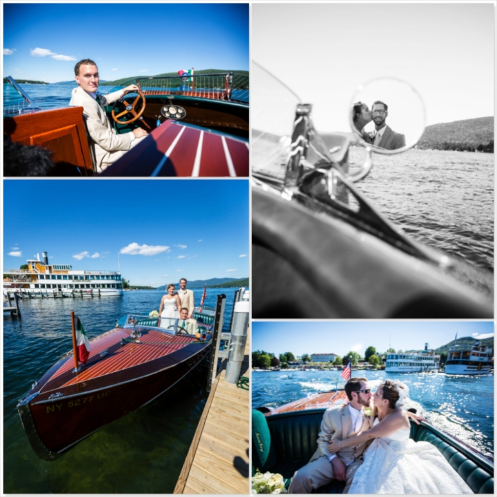 Lindsay & John's Highlight | Destination Wedding Cinematographer | Lake George, NY Featured Image