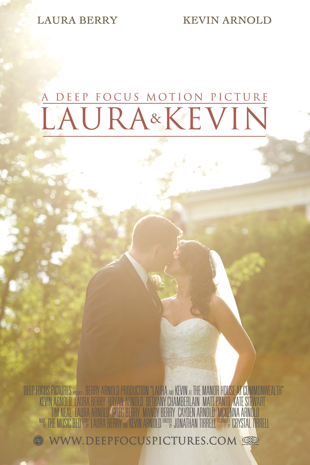 Kevin & Laura | Philadelphia Wedding Cinematographer | The Manor House at Commonwealth Featured Image