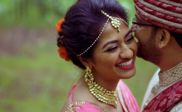 Malika & Nadir's Wedding Film | Stroudsmoor Country Inn | Poconos, PA Wedding video