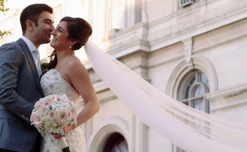Arianna & Paul's Wedding Film | The Walters Art Museum | Baltimore, MD Wedding video
