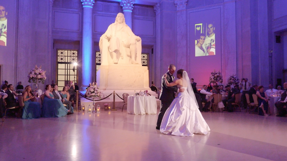 Sam & Mike's Wedding Film | The Franklin Institute | Philadelphia, PA Featured Image