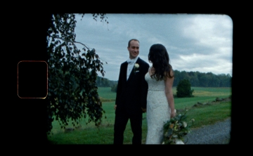 Sara & Dave's Super 8 Wedding Film | Spring Hill Manor | Rising Sun, MD Wedding video